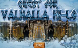 Quest for Valhalla Hi Lo HTML5 Mobile and PC
