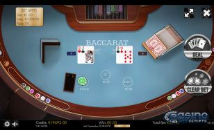 Baccarat HTML5 Mobile and PC