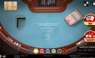 BlackJack 21 Classic HTML5 Mobile and PC