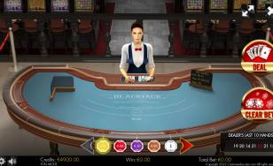 BlackJack 21 3D Dealer HTML5 Mobile and PC