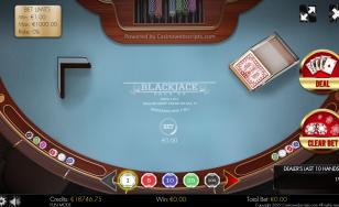 BlackJack 21 FaceUp HTML5 Mobile and PC