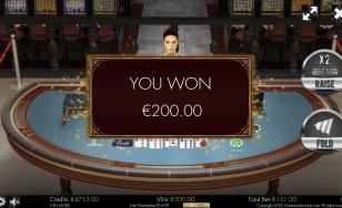 Caribbean Poker 3D Dealer HTML5 Mobile and PC