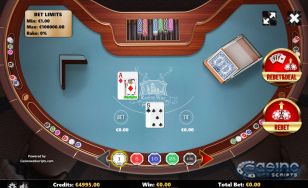 Casino War HTML5 Mobile