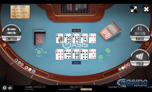 Oasis Poker HTML5 Mobile and PC