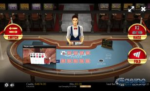 Oasis Poker 3D Dealer Mobile