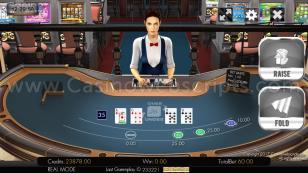 Over or Under 26 Joker 4Card 3D Dealer HTML5 Mobile and PC Preview Pic 10