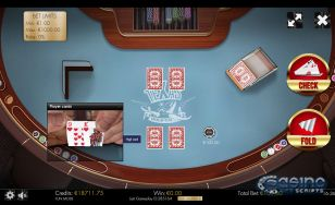 Texas Holdem Heads-Up HTML5 Mobile and PC
