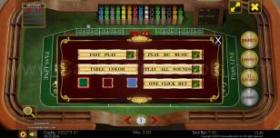 Craps Classic HTML5 Preview Pic 4