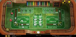 Craps Classic HTML5 Preview Pic 5