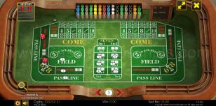 Craps Classic HTML5 Preview Pic 6