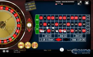 American Roulette 2D Advanced - Mobile and PC