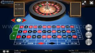 American Roulette 3D Advanced - Mobile and PC Preview Pic Main Screen 1