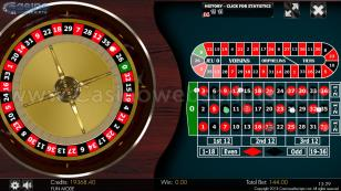 European Roulette 2D Advanced - HTML5 Mobile and PC Preview Pic 4