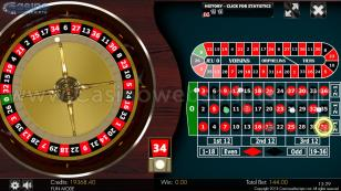 European Roulette 2D Advanced - HTML5 Mobile and PC Preview Pic 5
