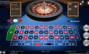 European Roulette 3D Advanced - Mobile and PC