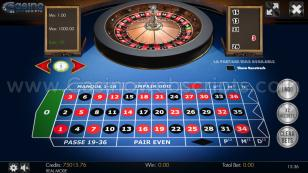 French Roulette 3D A Preview Pic Main Screen 1