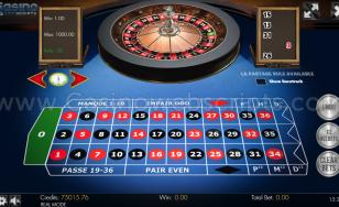 French Roulette 3D Advanced - Mobile and PC