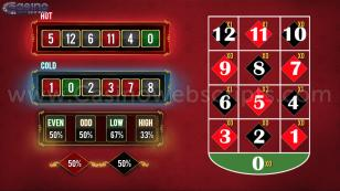 Mini Roulette 3D Advanced - HTML5 Mobile and PC Preview Pic 17