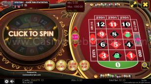 Mini Roulette 3D Advanced - HTML5 Mobile and PC Preview Pic Main Screen 1