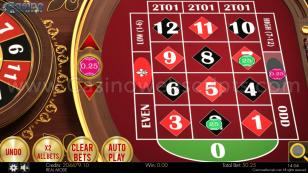 Mini Roulette 3D Advanced - HTML5 Mobile and PC Preview Pic 2