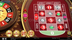 Mini Roulette 3D Advanced - HTML5 Mobile and PC Preview Pic 3