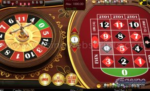 Mini Roulette 3D Advanced - HTML5 Mobile and PC