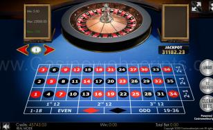 Jackpot Roulette No-Zero 3D Advanced - Mobile and PC