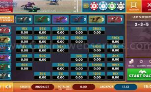 Horse Race Exacta - Lucky Derby Mobile and PC
