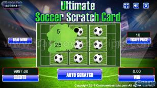 Ultimate Soccer Scra Preview Pic 2