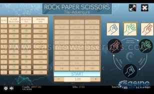 Rock Paper Scissors Tile-Adventures Mobile and PC